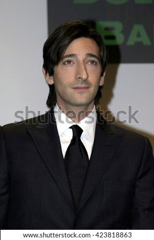 Adrien Brody at the 77th Annual Academy Awards Nominations ...
