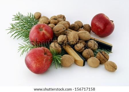 advent decoration - stock photo