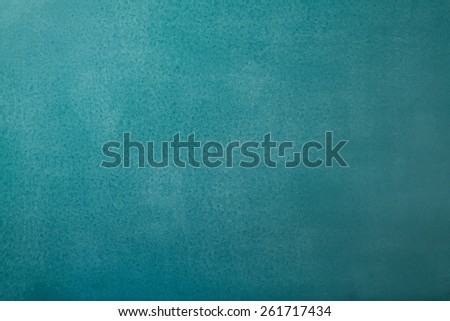 Advert. Clean chalk board  surface - stock photo