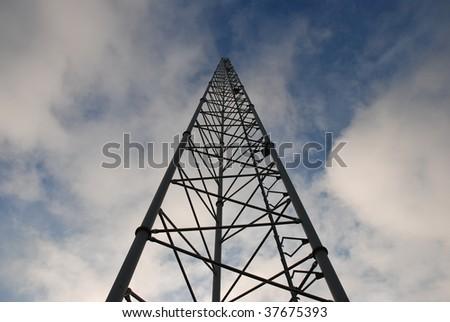 Aerial - stock photo
