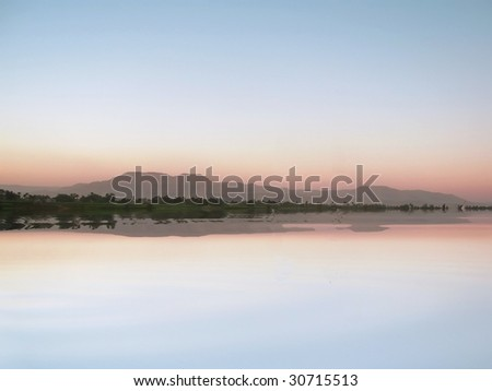 Africa, Egypt, valley of Nile. More in MY GALLERY - stock photo