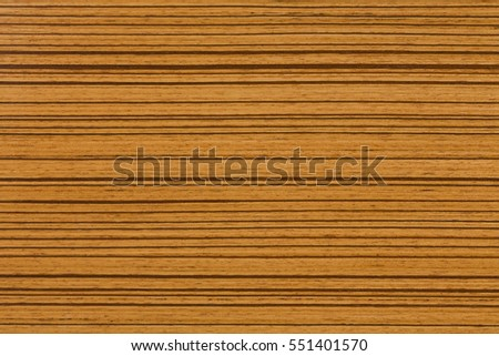 African Zebrano wood texture on macro. Extremely high resolution photo.
