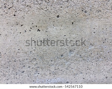 Aged cement texture, concrete wall for background