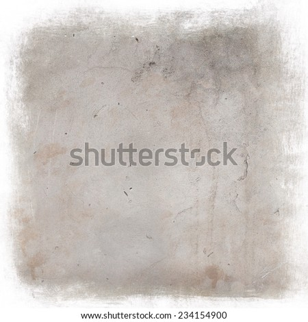 aged concrete wall  - stock photo