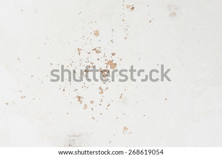 Aged cracked painted wood abstract pattern texture - stock photo