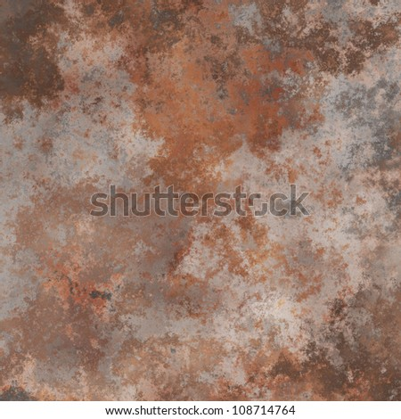aged grunge wall - stock photo