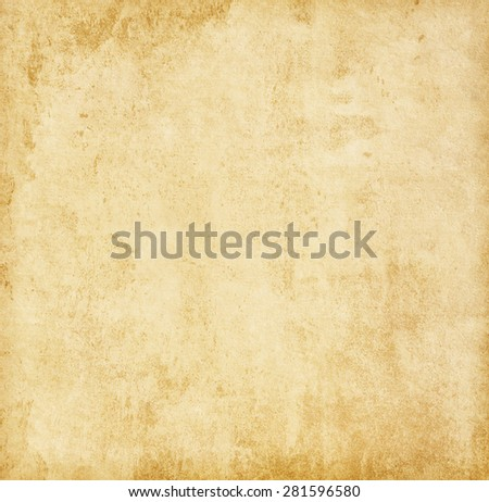 Aged paper texture.  - stock photo