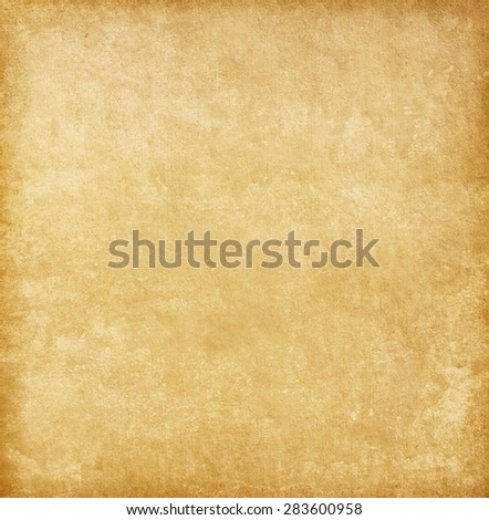 Aged paper texture. 