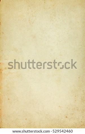 Aged stained textured paper background