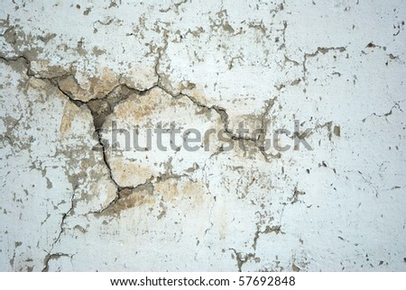 aged stucco wall background
