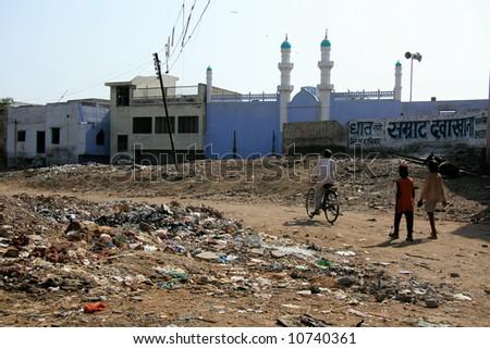 Agra, India - stock photo
