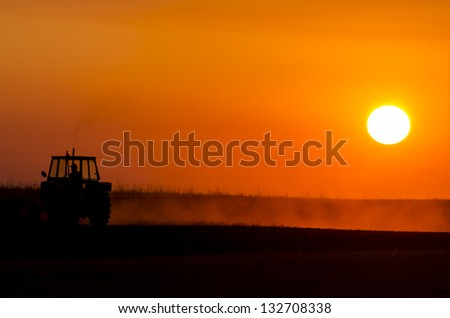 Agriculture - stock photo