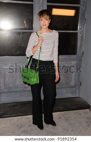 Agyness Deyn  at the UK Style By French Connection Launch Party, Lexington Social House, Hollywood, CA. 03-09-11