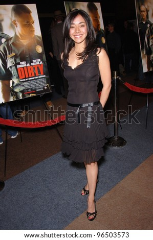 AIMEE GARCIA at the Los Angeles premiere of her new movie Dirty. February 22, 2006 Los Angeles, CA.  2006 Paul Smith / Featureflash