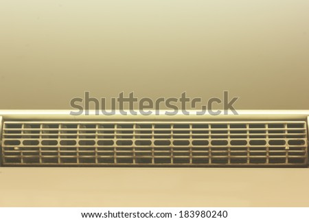 Air Duct - stock photo