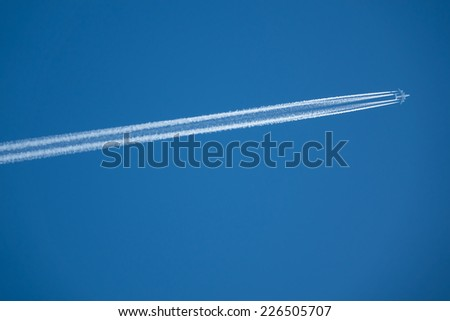 Air transportation for business and travel, quick and comfortable
