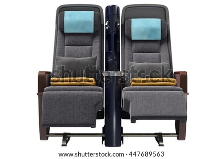 Airplane Seat Stock Images Royalty Free Images Amp Vectors