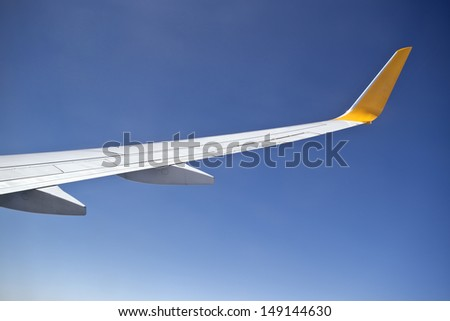 Airfoil Airfoil and skyand sky