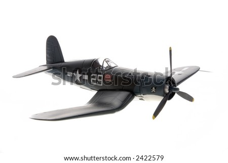 Airplane Fighter Model