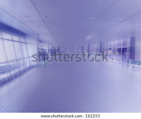 Airport Viewing Gallery