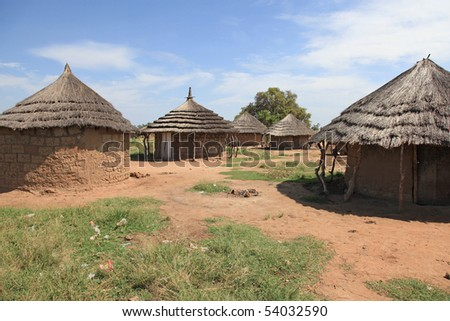 Aketa Camp / Village in Eastern Uganda - The Pearl of Africa