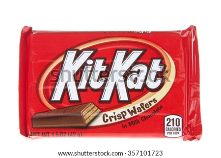 Kit kat stock images royalty free images vectors shutterstock alameda ca january 01 2016 kit kat milk chocolate candy bar isolated voltagebd Images