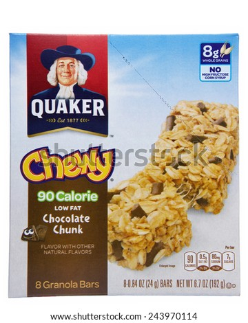 """chewy Granola Bar"" Stock Photos, Royalty-Free Images ... Quaker Chewy Logo"