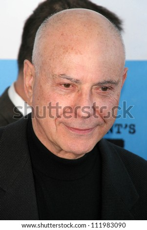 Alan Arkin at the 2007 Film Independent's Spirit Awards. Santa Monica Pier, Santa Monica, CA. 02-24-07