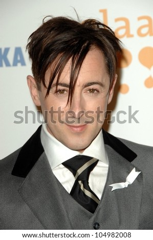 Alan Cumming  at the 20th Annual GLAAD Media Awards. Nokia Theatre, Los Angeles, CA. 04-18-09