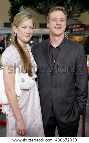 Alan Tudyk at the Los Angeles premiere of 'Knocked Up' held at the Mann Village Theatre in Westwood, USA on May 21, 2007.