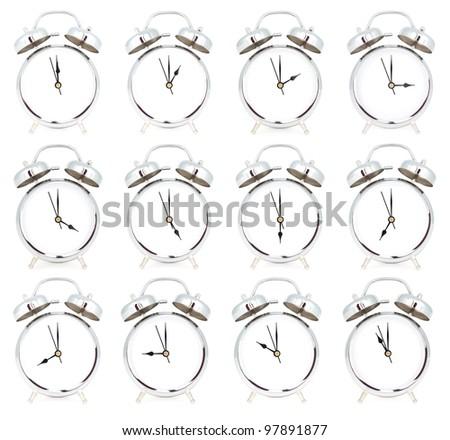 Plain Clock Face Stock Photos, Royalty-Free Images & Vectors ...