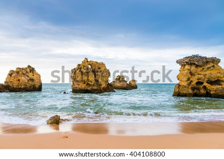 Albufeira - stock photo