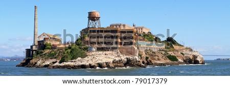 Alcatraz, San Francisco - stock photo