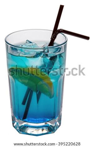Blue orange liqueur stock photos royalty free images for Orange and blue cocktails