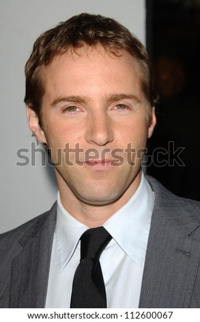 "Alessandro Nivola at the Los Angeles Premiere Screening of ""The Company"". The Majestic Crest Theater, Los Angeles, CA. 07-16-07"
