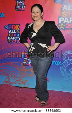 Alex Borstein - at Fox TV's All Star Party at Santa Monica Pier. August 2, 2010  Santa Monica, CA Picture: Paul Smith / Featureflash