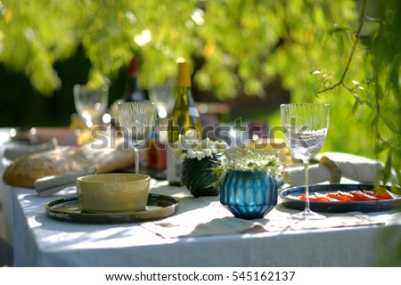 Alfresco Dining Stock Images Royalty Free Images Vectors