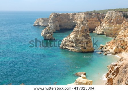 Algarve, Most Famous secrete, PORTUGAL