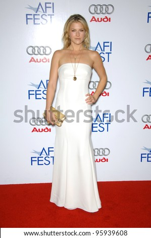 "ALI LARTER at the AFI Film Festival's opening night gala & US premiere of ""Bobby"" at the Grauman's Chinese Theatre, Hollywood. November 1, 2006  Los Angeles, CA Picture: Paul Smith / Featureflash"