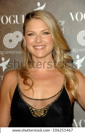 Ali Larter  at the 2nd Annual Art of Elysium Black Tie Charity Gala 'Heaven'. The Vibiana, Los Angeles, CA. 01-10-09