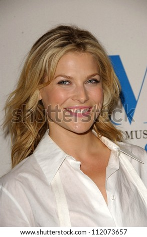 "Ali Larter at the 24th Annual William S. Paley Television Festival Featuring ""Heroes"" presented by the Museum of Television and Radio. DGA, Beverly Hills, CA. 03-10-07"
