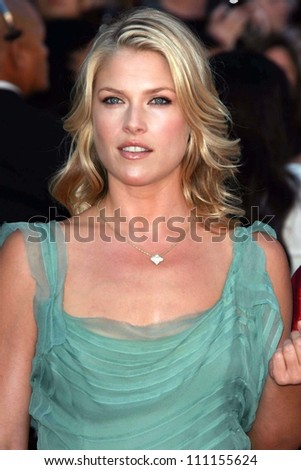 "Ali Larter at the world premiere of ""The Game Plan"". El Capitan Theater, Hollywood, CA. 09-23-07"