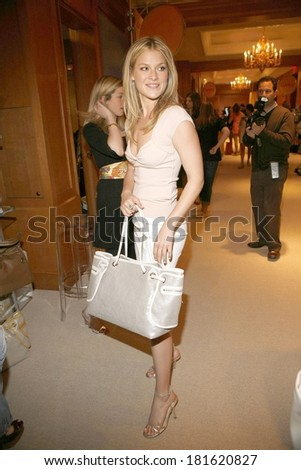 Ali Larter inside for LUCKY Club Gift Lounge for the 2007-2008 TV Network Upfronts Previews, The Ritz Carlton Hotel, New York, NY, May 14, 2007