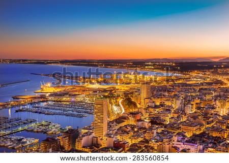 Alicante spain stock photos royalty free images vectors - Stock uno alicante ...