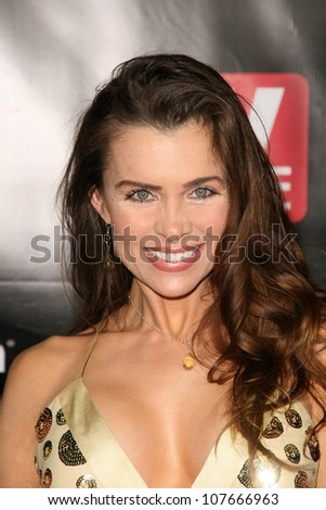 Alicia Arden  at the 6th Annual TV Guide Emmy After Party. The Kress, Hollywoood, CA. 09-21-08