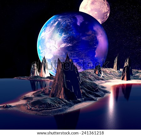 planets and moons similar to earth - photo #41