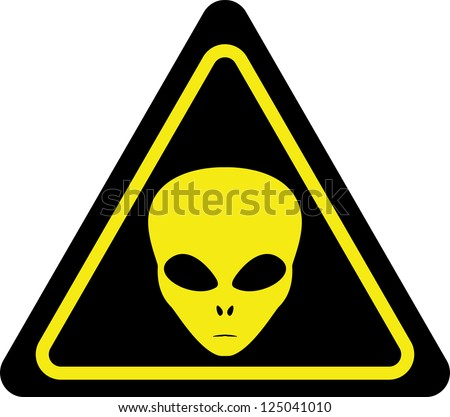 Alien face stock photos illustrations and vector art