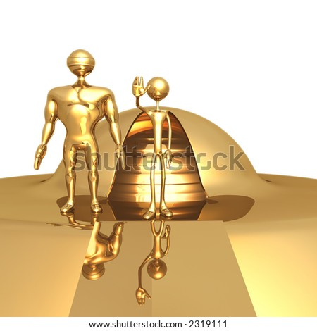 Alien Still Life - stock photo