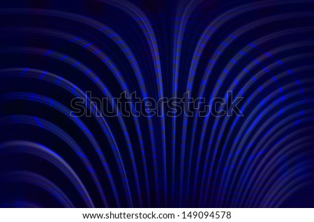 alien technology abstract background - stock photo