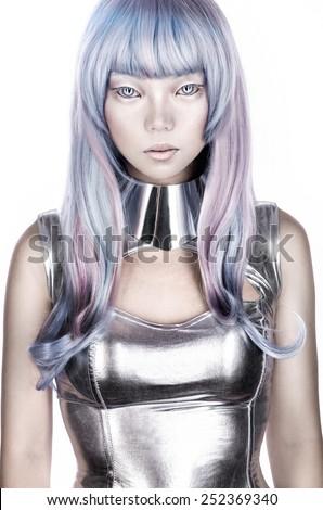 futuristic women females - photo #32